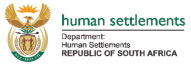Department: Human Settlements